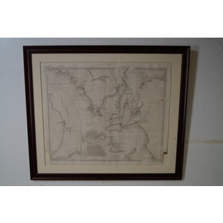 Antique W. Graham Arader III Framed Australian Map Preview