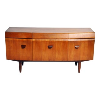 Mid-Century Scandinavian Modern Sideboard For Sale