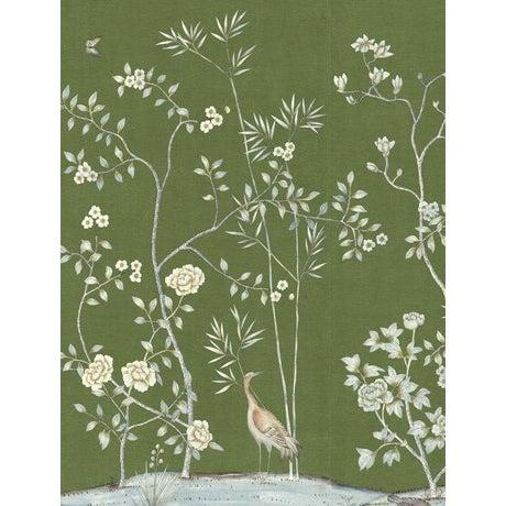 Casa Cosima Moss Brighton Wallpaper Mural - Sample For Sale