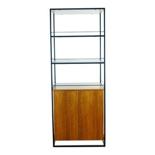 Sweitzer Wooden Bookcase For Sale