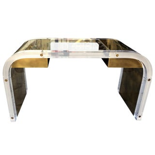 Limited Edition Desk by Charles Hollis Jones, Signed, Dated and Numbered For Sale