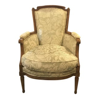 Antique French Bergere