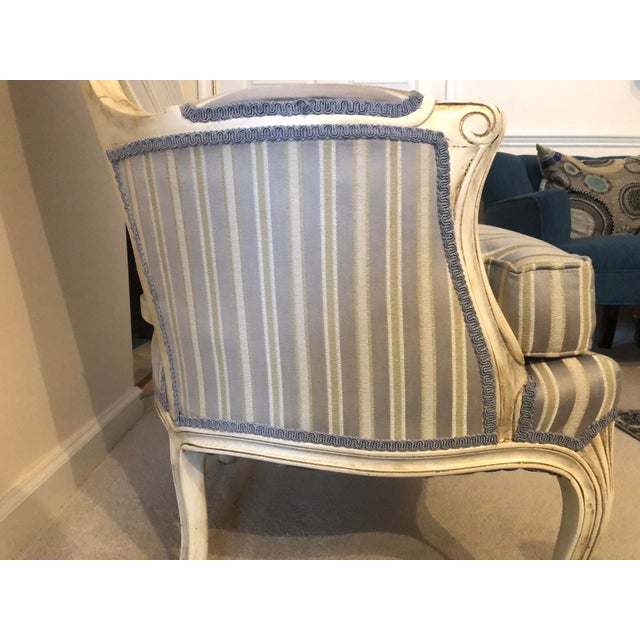 French Provincial Style Chair For Sale - Image 4 of 10