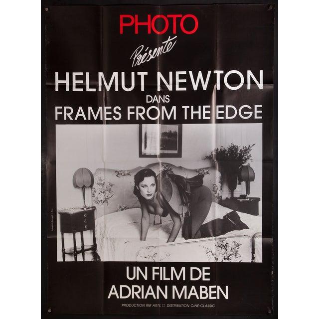 helmut newton photo poster. Black Bedroom Furniture Sets. Home Design Ideas