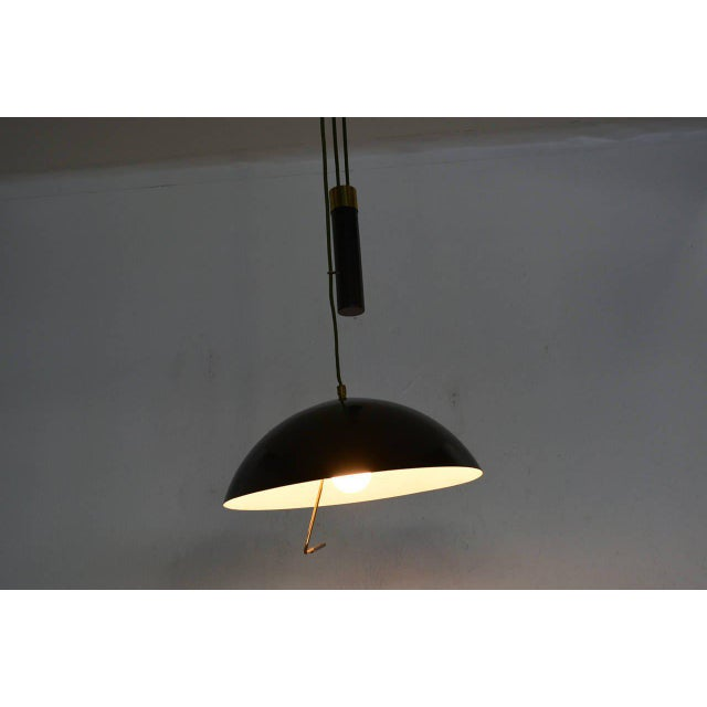 Stilux Milano Hanging Light Fixture For Sale - Image 10 of 10