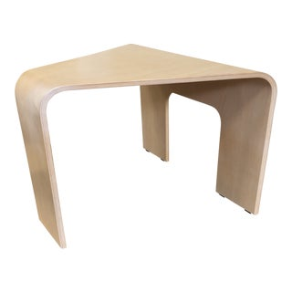 Ekornes Corner Table For Sale