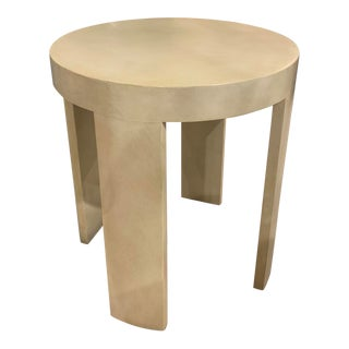 Henredon Laurel Parsons Lamp Table For Sale