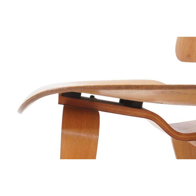 Wood Set of Four Vintage Eames DCWS Add Our Red Eames Dining Chairs to Make Six For Sale - Image 7 of 10