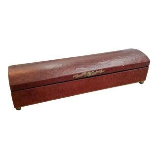 Decorative Leather Box