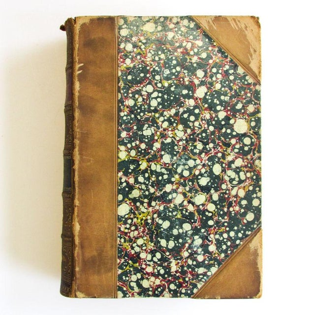 Late 19th Century 1880 the Works of Nathaniel Hawthorne Published Boston - 7 Volumes For Sale - Image 5 of 9