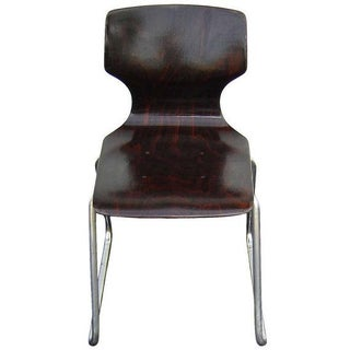 Elmar Flototto Rosewood Side Chair