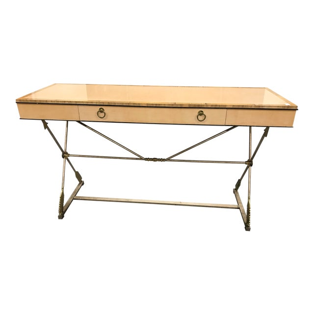 Vintage Neo-Classical Style Console Table For Sale
