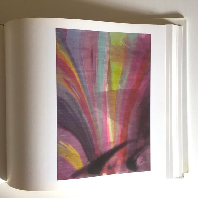 """Vintage 1st Edtn """"Morris Louis Moma"""" Collector's Abstract Expressionist Art Book, 1986 For Sale - Image 9 of 13"""