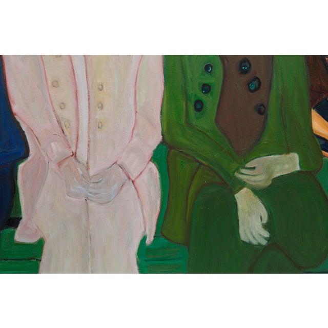 Canvas Wyona Diskin John Paul George & Ringo For Sale - Image 7 of 11