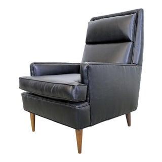 Mid-Century Danish Modern Selig Lounge Chair For Sale