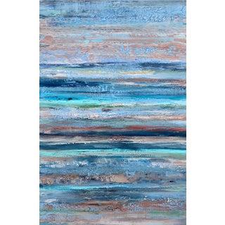 Original Abstract Landscape For Sale