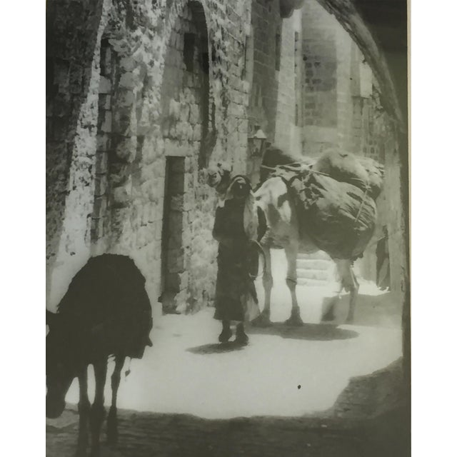 Photograph Jerusalem,The Old City 1930 For Sale In New York - Image 6 of 9