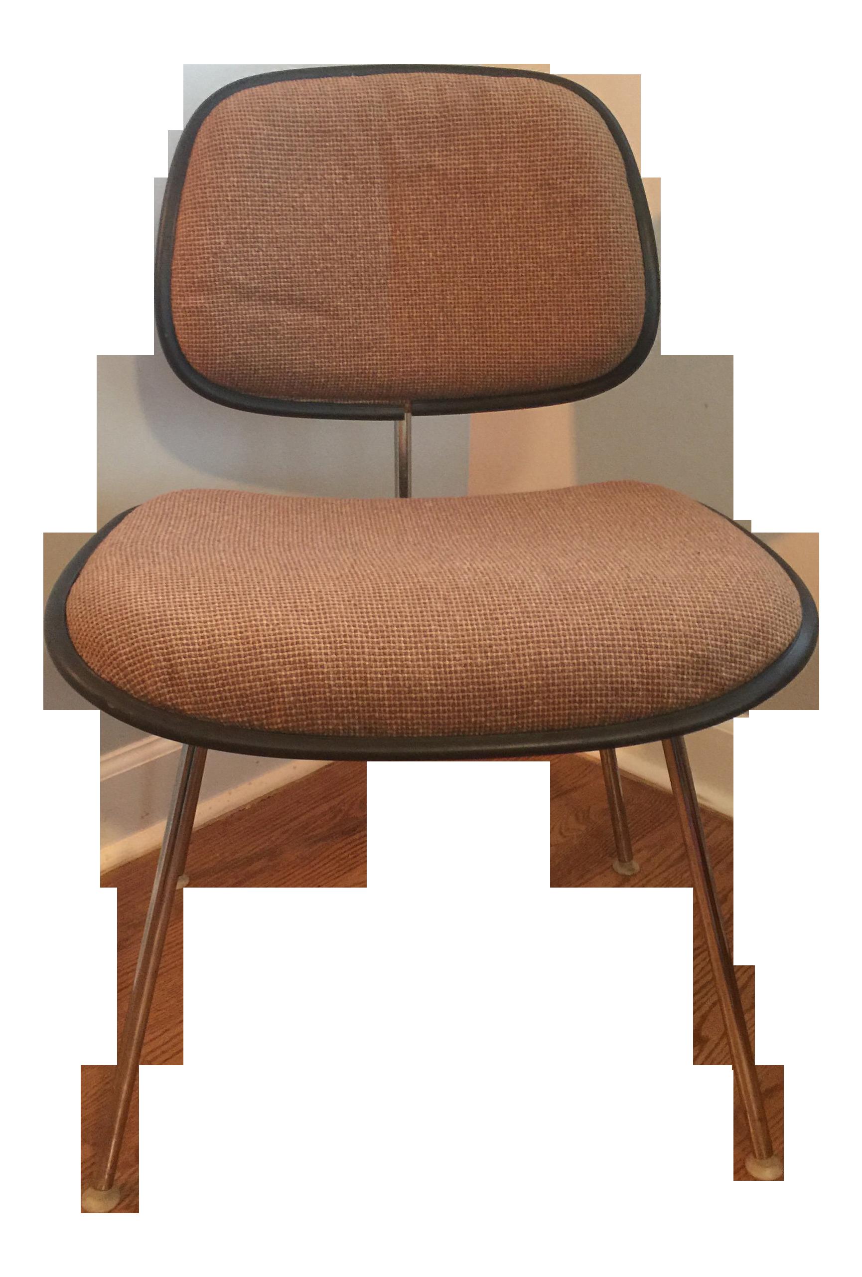 1960s Vintage Eames For Herman Miller Dcm Desk Chair