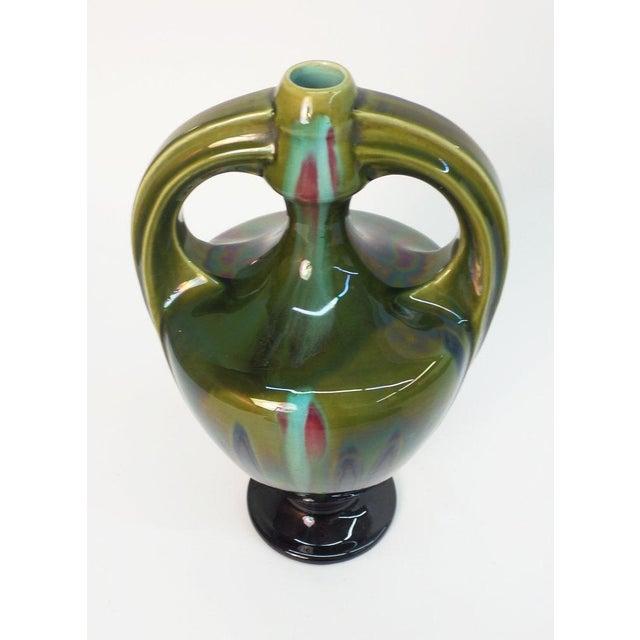 Art Nouveau Art Nouveau Vase by Hermine-Declercq For Sale - Image 3 of 7
