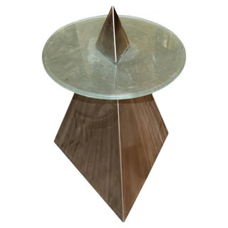 Contemporary Light Up Table Sculpture For Sale