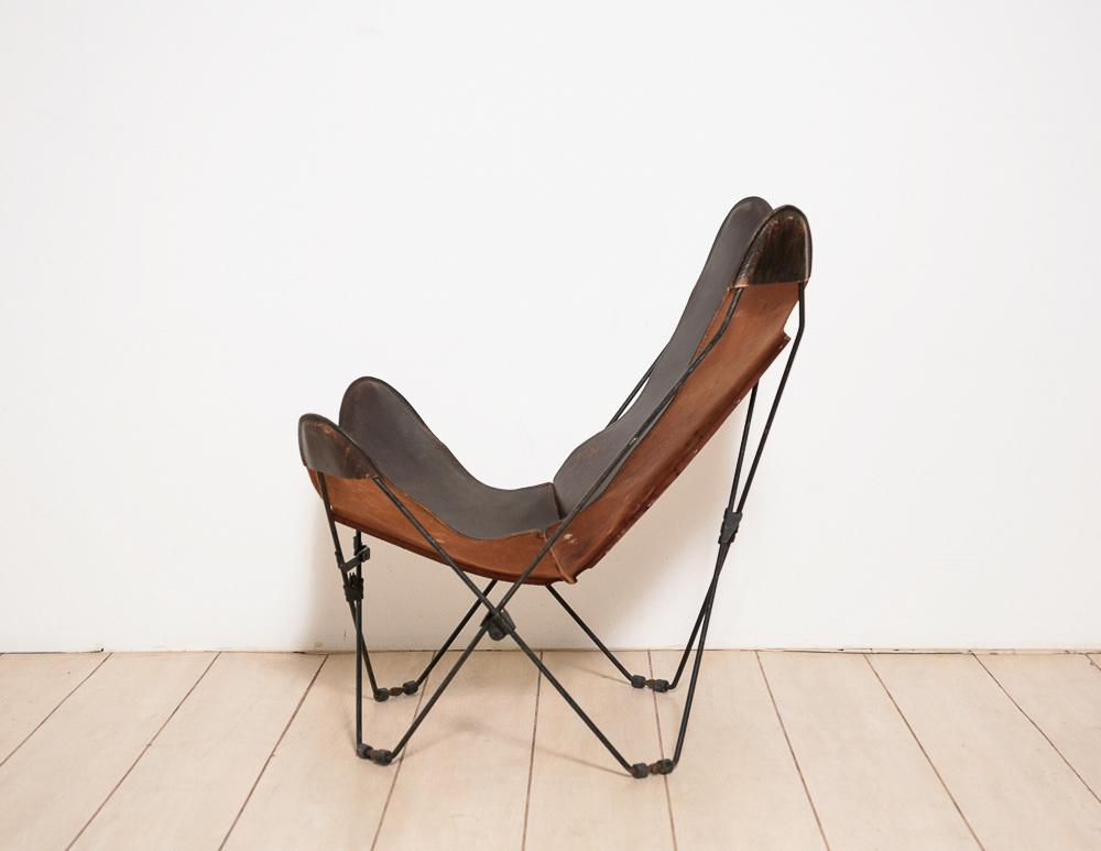 Circa 1950 Mid Century Butterfly Chair   Image 4 Of 11