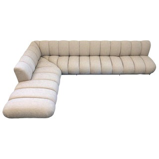 Two-Piece L Shape Sectional by Steve Chase For Sale