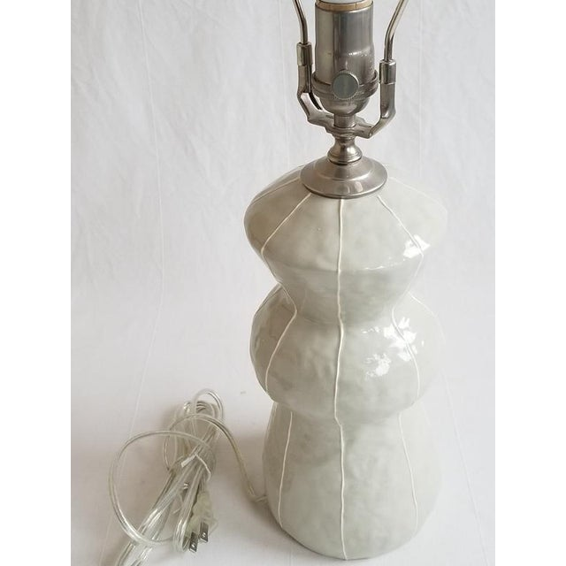 Contemporary Table Lamp, Handmade Modern Style For Sale - Image 3 of 6