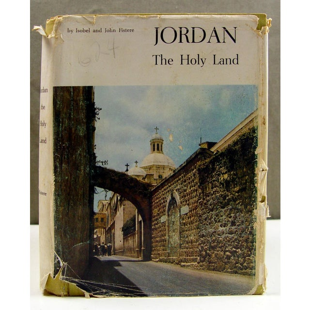 Mid-Century 'Jordan: The Holy Land' Book - Image 3 of 8