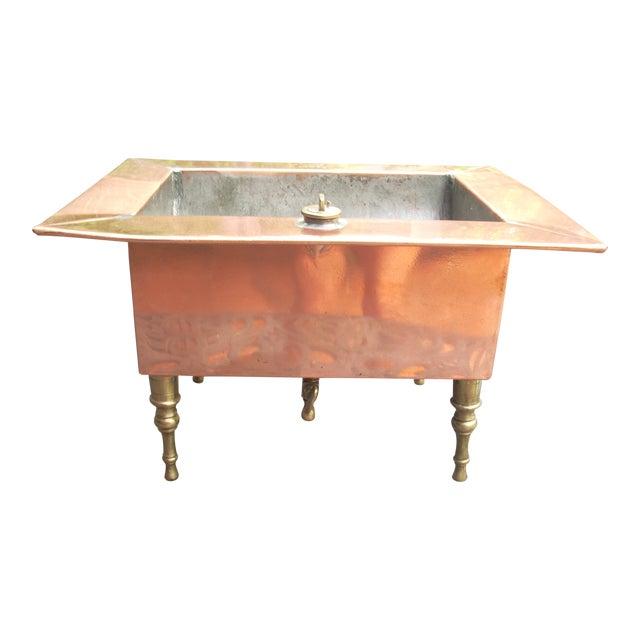 Copper Laboratory Steam Bath For Sale