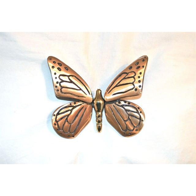 Black & Gold Butterfly Healy Door Knocker - Image 4 of 9