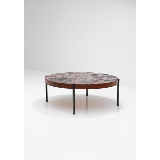 ROGIER VANDEWEGHE AMPHORA COFFEE TABLE - Image 9 of 9