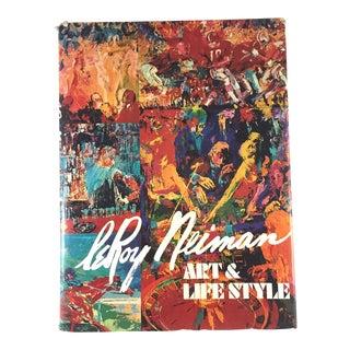 Leroy Neiman Art & Lifestyle Book