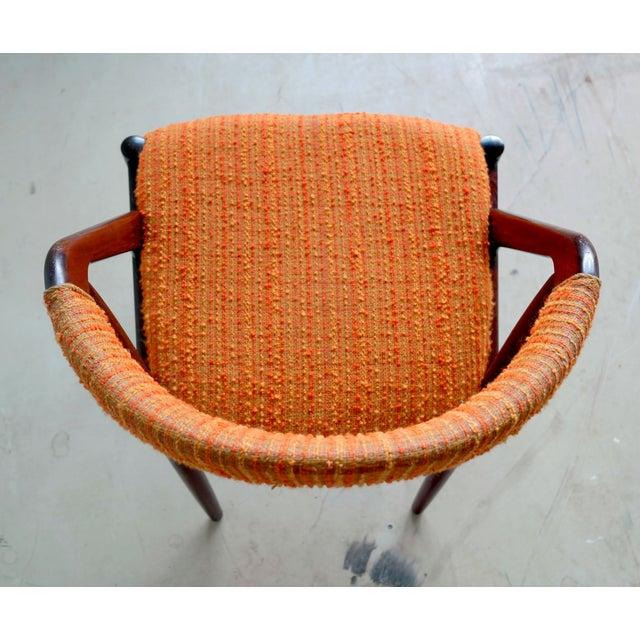 Model31 Kai Kristiansen Rosewood Chairs - Set of 3 - Image 5 of 9