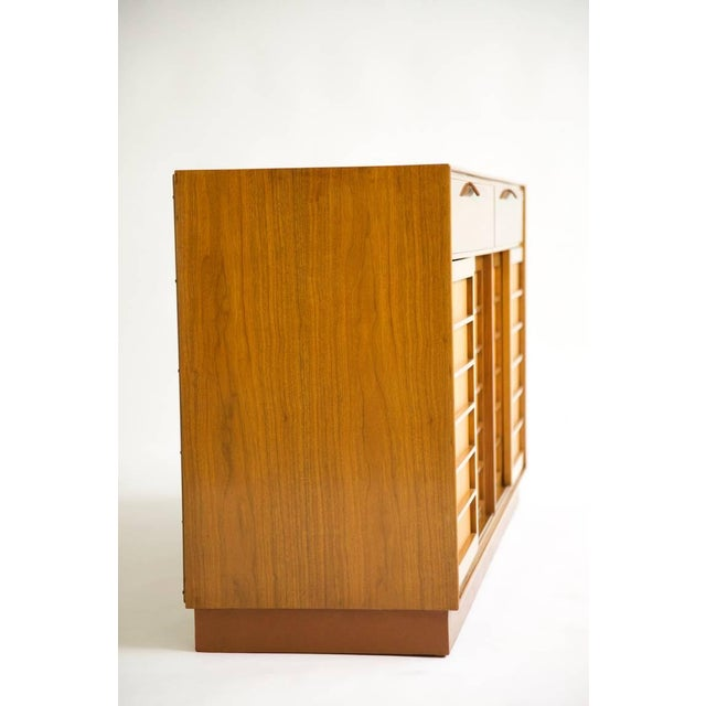 Tan 1950's Edward Wormley Sideboard For Sale - Image 8 of 10