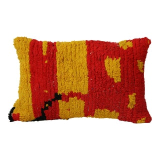 Moroccan Berber Vintage Pillow Cover For Sale