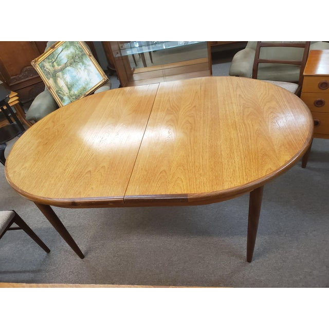 Mid Century Modern G Plan Dining Table For Sale - Image 10 of 10