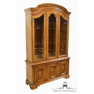"""Thomasville Furniture Cellini Collection 50"""" China Cabinet Preview"""