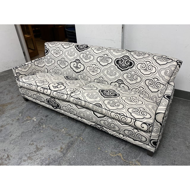 A. Rudin Osborne & Little Fabric Custom #2612 Sofa For Sale - Image 11 of 12