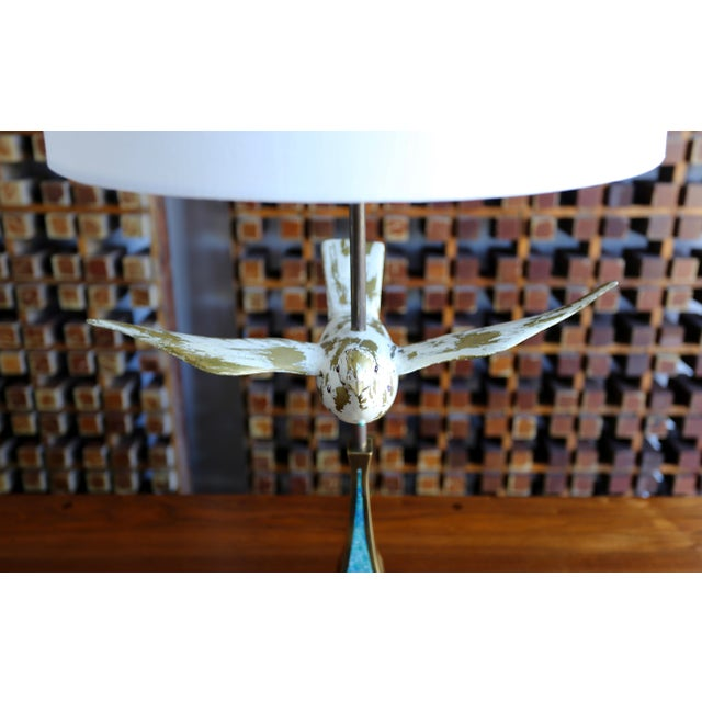 Pepe Mendoza Mid Century Pepe Mendoza Table Lamps - a Pair For Sale - Image 4 of 9