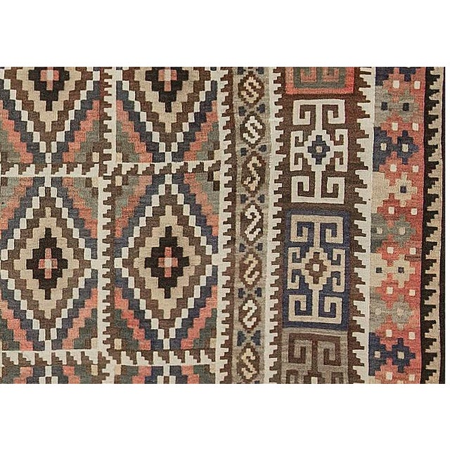 A traditional rug design, hand woven using the finest of material such as exemplary New Zealand wool to create a unique...