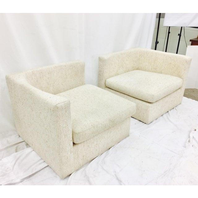 Vintage Mid-Century Modern Milo Baughman Sofa - Image 9 of 11