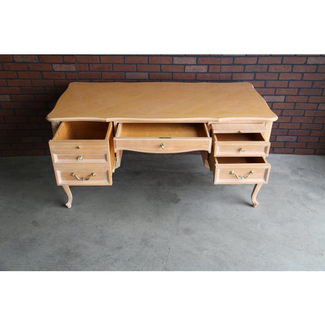 Country French Writing Desk For Sale - Image 6 of 10