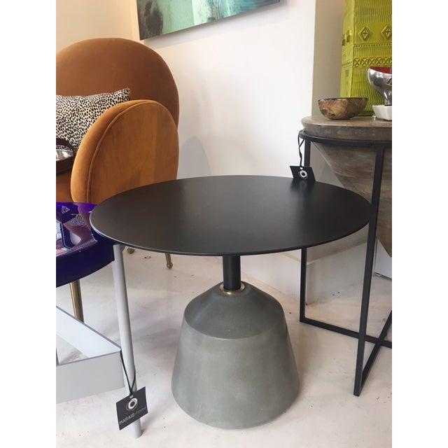 2010s Nuevo Living Exeter Accent Table For Sale - Image 5 of 5