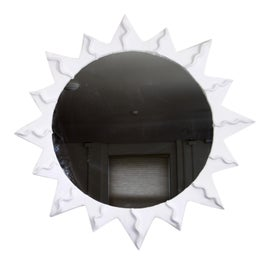 Image of Glass Sunburst Mirrors
