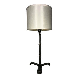 1950s Traditional Jacques Adnet Table Lamp For Sale