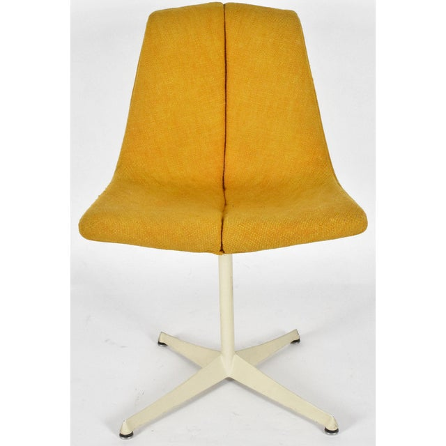 Mid-Century Modern Richard Schultz for Knoll Dining Chairs - Set of 5 For Sale - Image 3 of 7