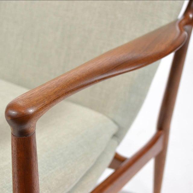Finn Juhl Delegates Chair For Sale - Image 10 of 11