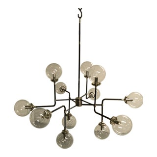 Circa Lighting Bistro Medium Chandelier For Sale