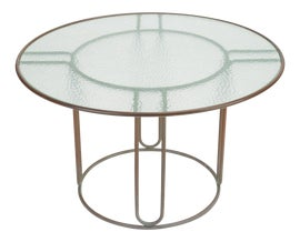 Image of Brown Jordan Outdoor Tables