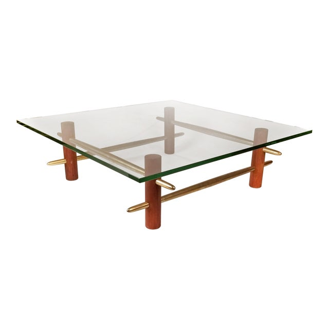 Coffee Table, Model 1640 by t.h. Robsjohn Gibbings for Widdicomb For Sale
